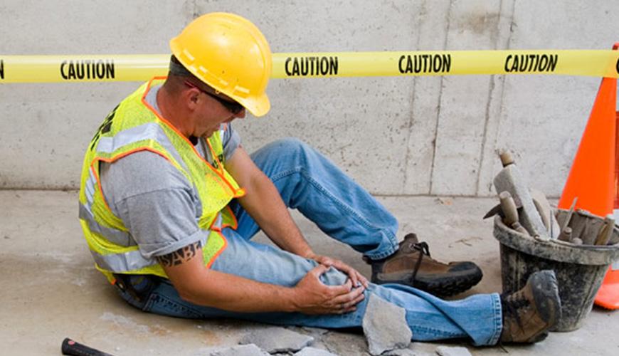 Los accidentes laborales deben ser indemnizados por el empleador