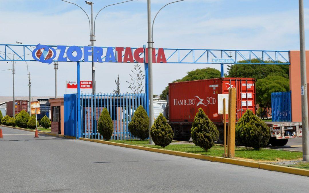 Ejecutivo no observó ley de fortalecimiento de Zofratacna pese a reparos del MEF